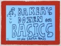 a baker's dozen on basics