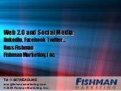 ABA Ross Fishman Marketing  Web 2.0...