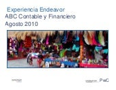 Abc contable y financiero