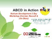 Abcd in action, 2 day workshop manc...
