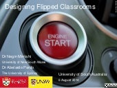 Designing Flipped Classrooms