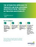 Aberdeen Group: The Integrated Approach to Treasury and Risk