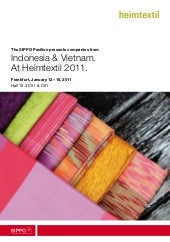 Exhibitor Catalogue Heimtextil 2011