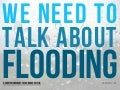 Think about Flooding