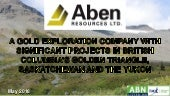 Aben Resources Ltd. video
