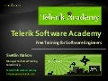 About Telerik Software Academy