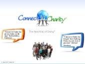 About ConnectToCharity.com