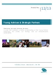 About young advisors open briefing 1