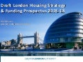 Alan Benson GLA Presentation on London Housing Strategy (15 Jan 2013)