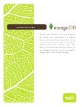A Brief Introduction: MongoDB