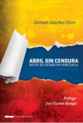 Abril sin censura. german sanchez o...