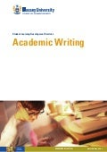 Academic writing-guide