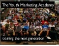 Youth Marketing Academy - new course available