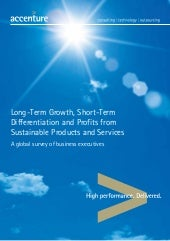 Long-Term Growth, Short-Term Differ...