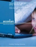 Accenture :  Video-over-internet consumer usage survey 2011