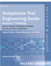 Acceptance test engineering guide v...