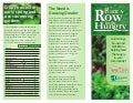 Plant a Row for the Hungry - Food Share, Jackson County, Oregon
