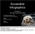 Create Accessible Infographics