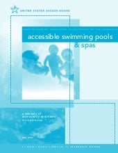 Accessible Pools & Spas