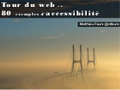 Accessiday 2014 Tour du web en 80 e...