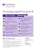 Accessing capital-for-growth