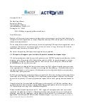ACCF Letter to DOE Sec. Ernest Moniz Requesting Expedited Approval of LNG Exports