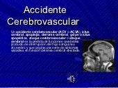Accidente cerebrovascular de gaston...