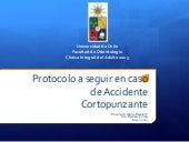 Accidente cortopunzante