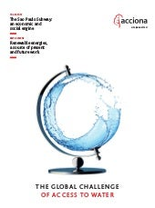 ACCIONA Magazine 76: the Global Challenge of Access to Water