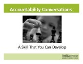 Accountability Conversations