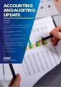 Accounting and Auditing Update - April 2015