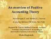Accounting theory 9