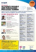 Accounts Payable And Purchasing Processes Summit
