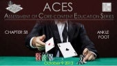 ACES: Ankle / Foot