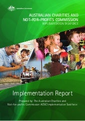 ACNC Implementation Report