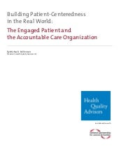 Building Patient-Centeredness in th...
