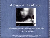 A Crack In The Mirror