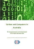 ACS - Computers and Carbon Impacts