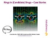 Rings In (Candidate) Drugs - Case Stories