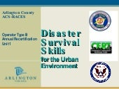 Acs Survival Skills Uburban