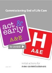 Act early to avoid A&E