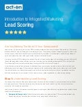 Introduction to Integrated Marketing - Lead Scoring