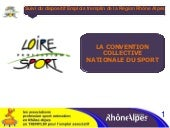 Convention Collective du Sport