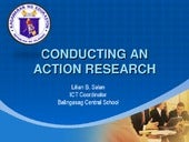 Guide in Conducting an Action Research