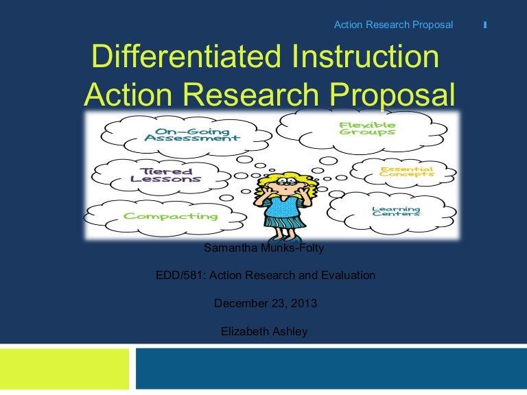 How to write a quantitative research proposal