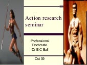 Action Research Seminar