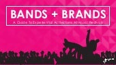 Bands & Brands: A Guide to Experiential Activations at Music Festivals