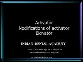 Activator (2)ppt/certified fixed or...