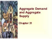Agrregate Demand and Supply