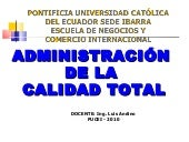 Ad global calidad-total